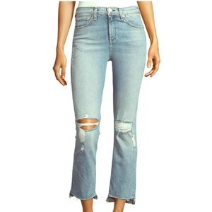 Rag and Bone Cropped Jeans NWT